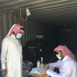 جمعية البر الخيرية بالقريع تستقبل زكاة الفطر العينية