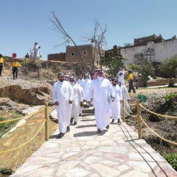 فتح ١١شارعاً أغلقها المقاولون بمواد البناء في وسام الطائف