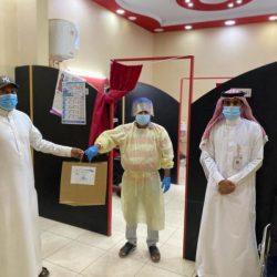 أكثر من ١٠٠ ألف مستفيد من خدمات مستشفى الأمير عبدالعزيز بن مساعد في عرعر