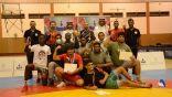 مركز مكة يتوج بكأس المصارعة الرومانية للشباب