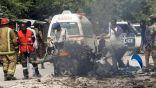 مقتل 10 أشخاص في هجوم انتحاري بالعاصمة الصومالية