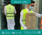 أكثر من 40.000 وجبة توزعها يمناكم للعمل التطوعي بالجوف