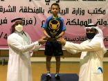 الطاهر النجم الواعد لكرة الطاولة السعودية يقفز للمركز 39 على العالم