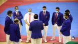 فنية التايكوندو تعتمد 14 بطولة للأندية