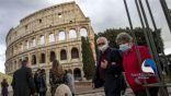 إيطاليا تشدد من قواعد مكافحة كورونا وإغلاق غالبية المطاعم