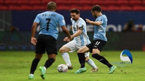 كوبا أمريكا.. الأرجنتين تخطف فوزًا مثيرًا من أوروجواي