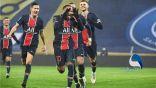 باريس سان جيرمان بطلًا للسوبر الفرنسي على حساب مارسيليا