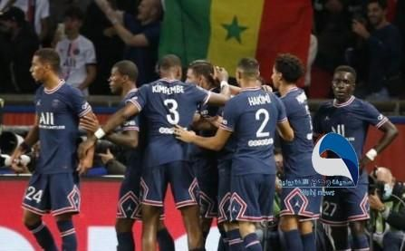 باريس سان جيرمان يتجاوز عقبة ليون بالدوري الفرنسي