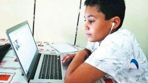 قناة عين: 6 خطوات لمساعدة الأبناء على التعلم عن بعد
