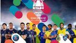 باريس سان جيرمان الفرنسي يلتقي نجوم الهلال والنصر في كأس موسم الرياض 2021