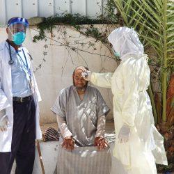 خيرية بني مالك تستعد لتجهيز السلال الغذائية الرمضانية لمستفيدي الجمعية