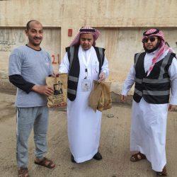 أجاويد يختتم برنامجه بلقاء أميرة التطوع الأميرة غادة بنت فهد
