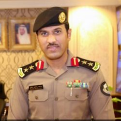 مدير شرطة الطائف يقلد العتيبي رتبته الجديدة