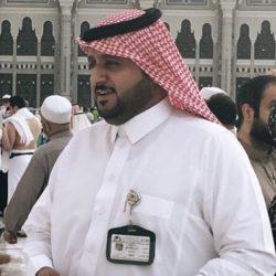 الزميلة القرشي مديرالعلاقات العامة لفريق يونايتد
