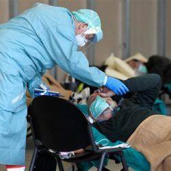 الولايات المتحدة .. هذه حصيلة الوفيات والإصابات بفيروس كورونا