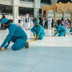 اعتبارًا من اليوم تفعيل الرصد الآلي لمخالفة عدم الالتزام بالمسارات.. في الرياض والدمام وجدة