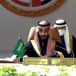 ولي العهد يصطحب أمير قطر في جولة بالعلا