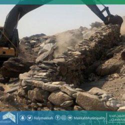 أمانة مكة : منع الشاحنات من الوقوف داخل أحياء مكة .. ومهلة أسبوع لتصحيح أوضاعهم
